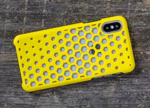 Honeycomb Case